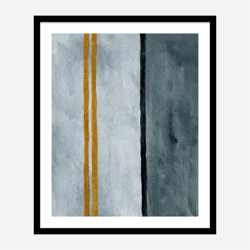 Road Abstract Art Print