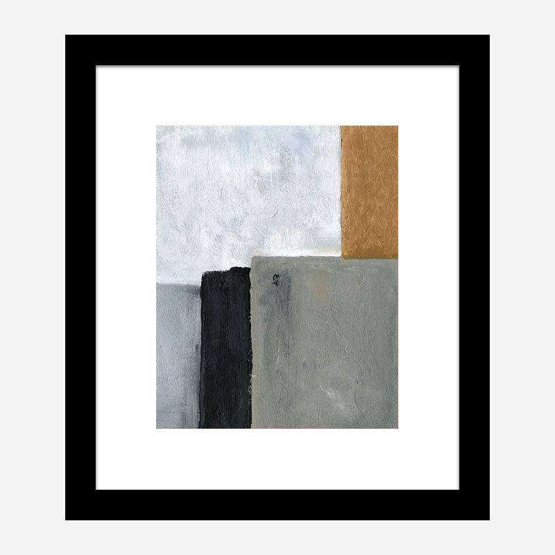 Outside Abstract Art Print