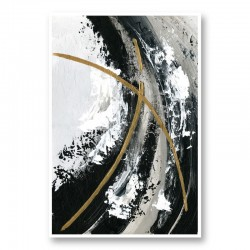 Circulation Abstract Art Print