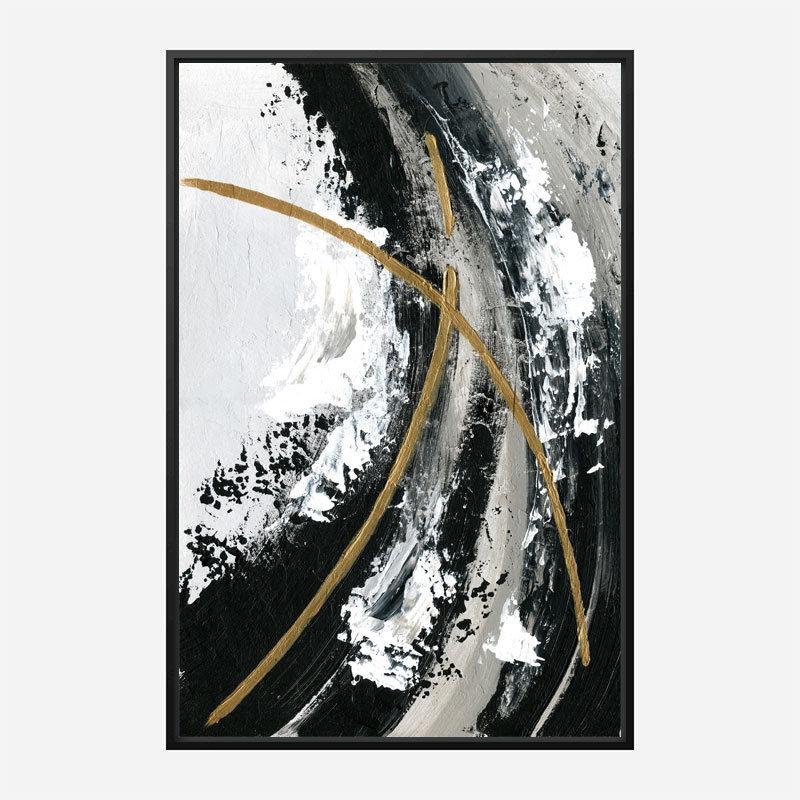 Circulation Abstract Art Print