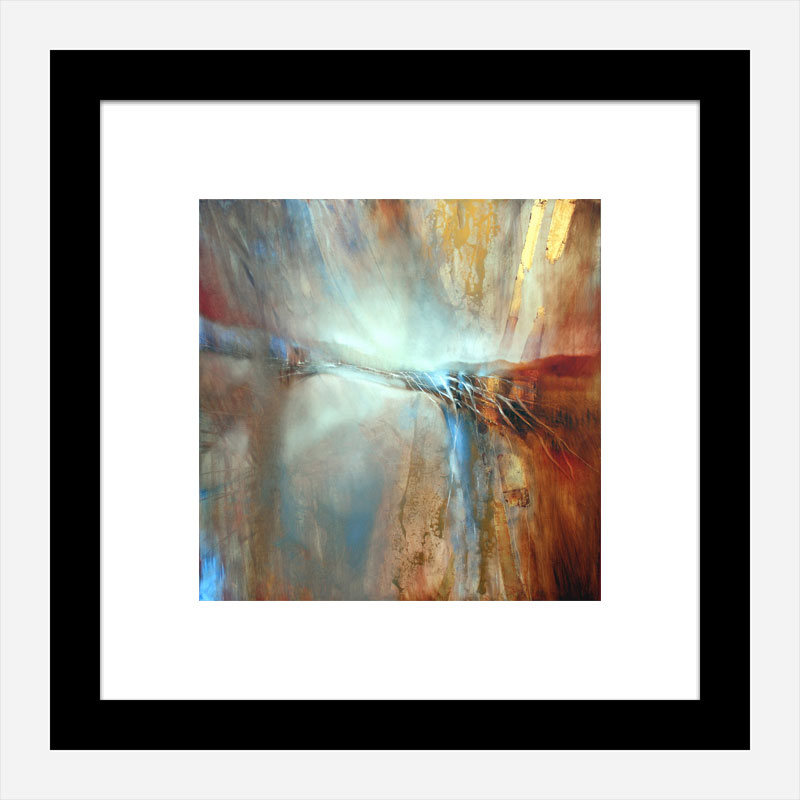 Horizons Abstract Art Print
