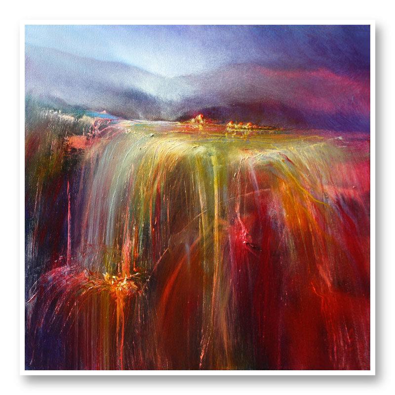 Abundance Abstract Art Print