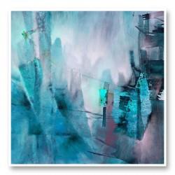 Detached Abstract Art Print