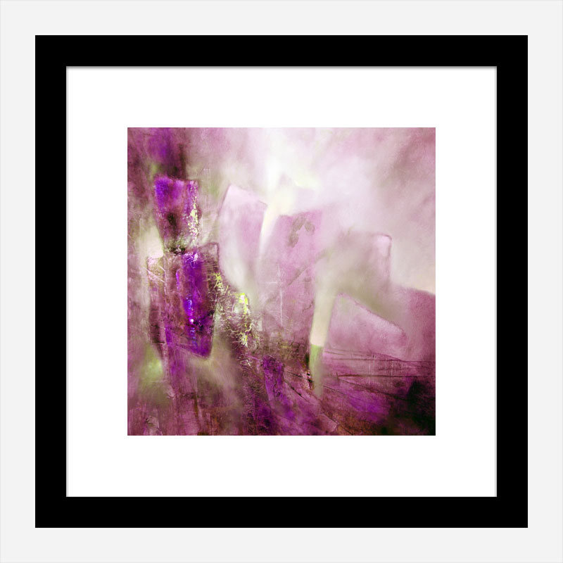 Dialogue Abstract Art Print