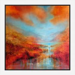 Dreamland Abstract Art Print