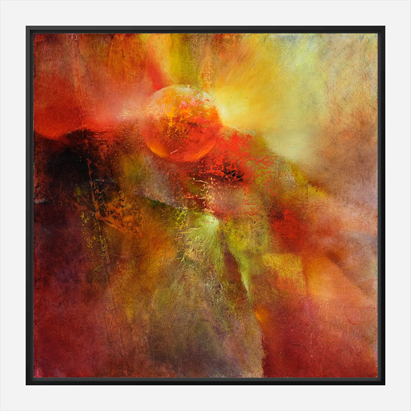 Floating Abstract Art Print