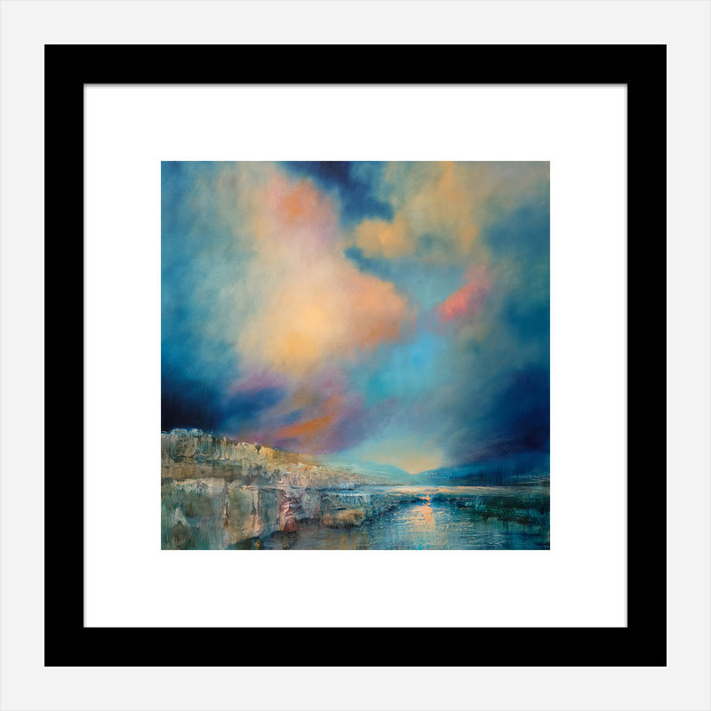 Gentle Silence Abstract Art Print