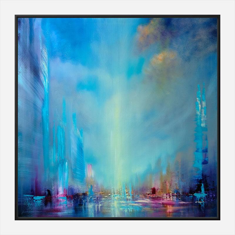 Infinite Abstract Art Print