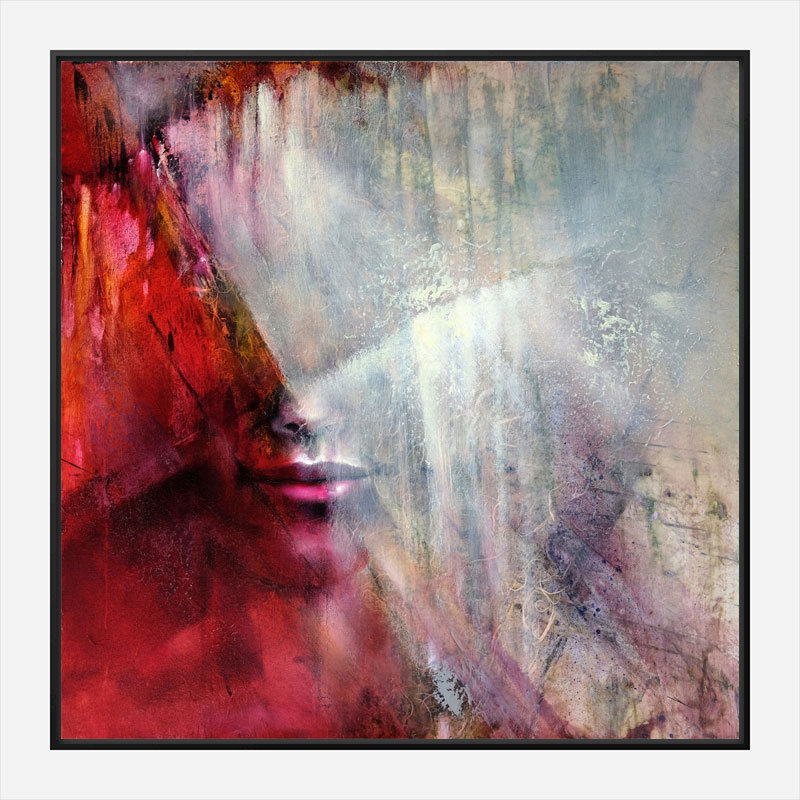 Julia Abstract Art Print