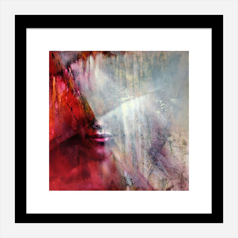 Julia Abstract Art Print