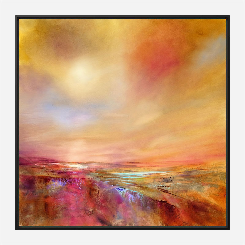 Touch The Sky Abstract Art Print