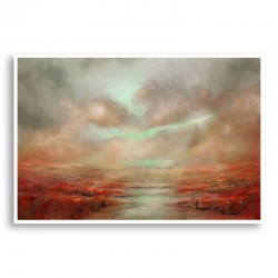 Expanse Abstract Art Print