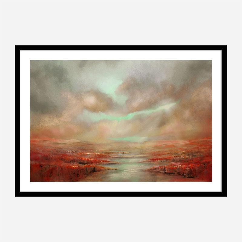 Expanse Abstract Art Print