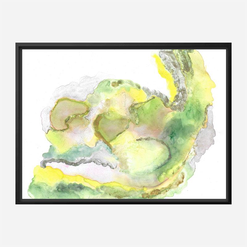 Ink 11 Art Print