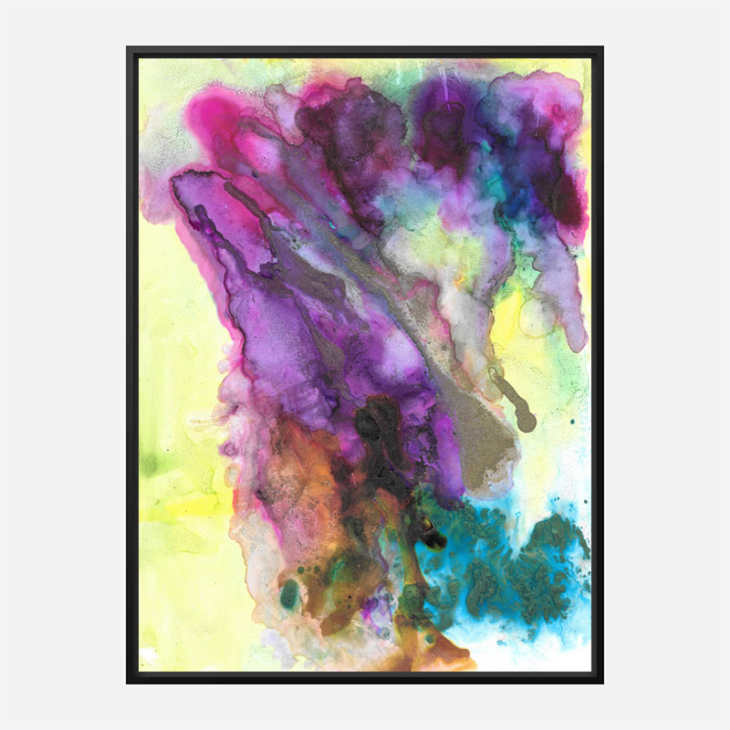 Ink 14 Art Print
