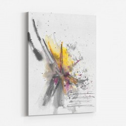 Burst Abstract Art Print