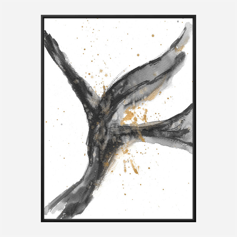 Dance Abstract Art Print