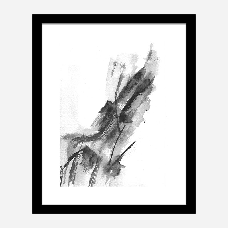 The Path Abstract Art Print