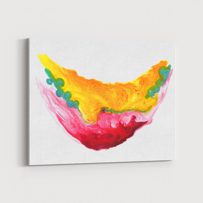 Summer Smile Art Print