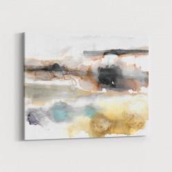 Dusty Night Abstract Art Print