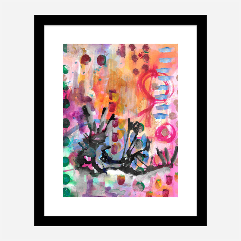 Beautiful Day 1 Art Print