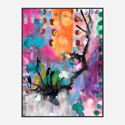 Beautiful Day 2 Art Print