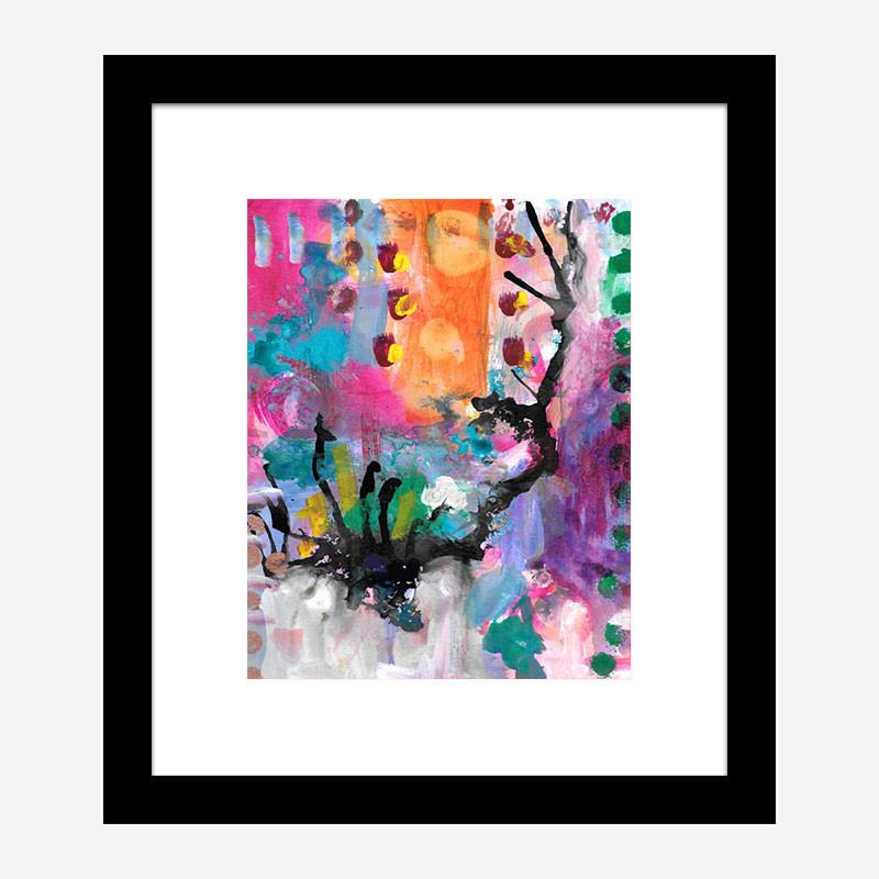 Beautiful Day 2 Art Print