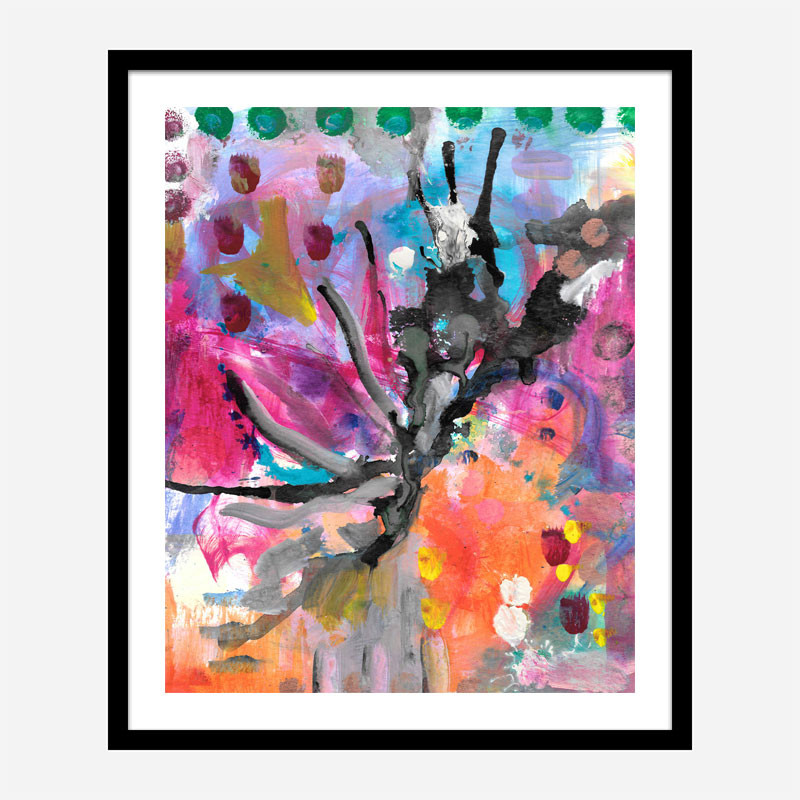 Beautiful Day 3 Art Print