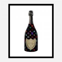 DP LV Champagne Art Print
