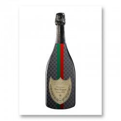 DP Gucci Champagne Art Print