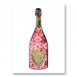 DP Roses Champagne Art Print