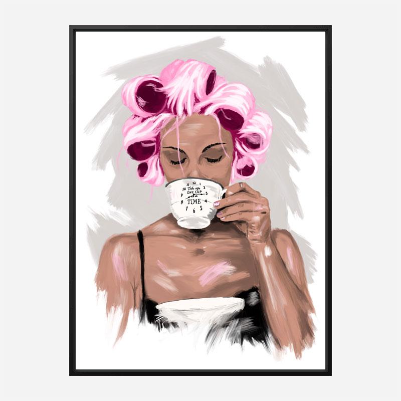 Good Morning Art Print