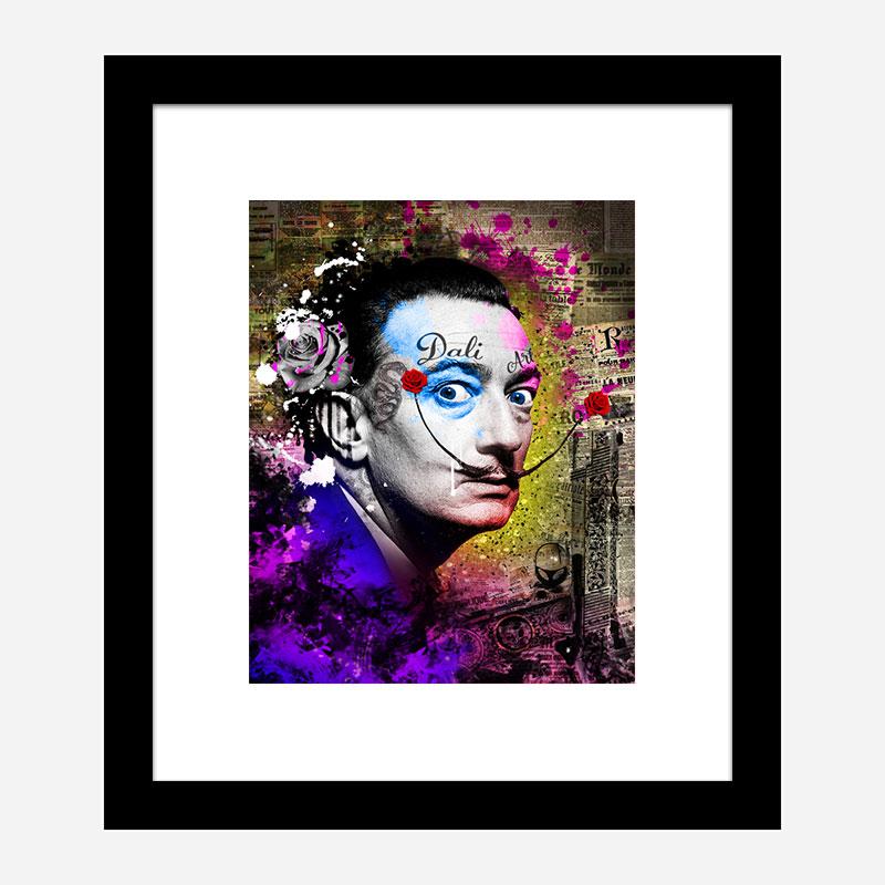 Salvador Dali Art Print
