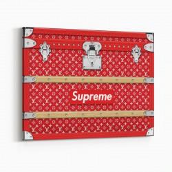 Supreme Trunk Art Print