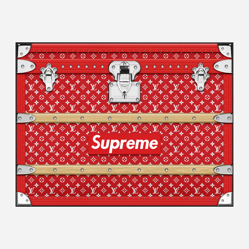 Supreme Trunk Art Print
