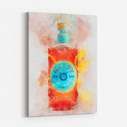 Malfy Gin Blood Orange Art Print