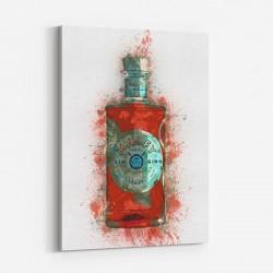 Malfy Gin Blood Orange Art Print