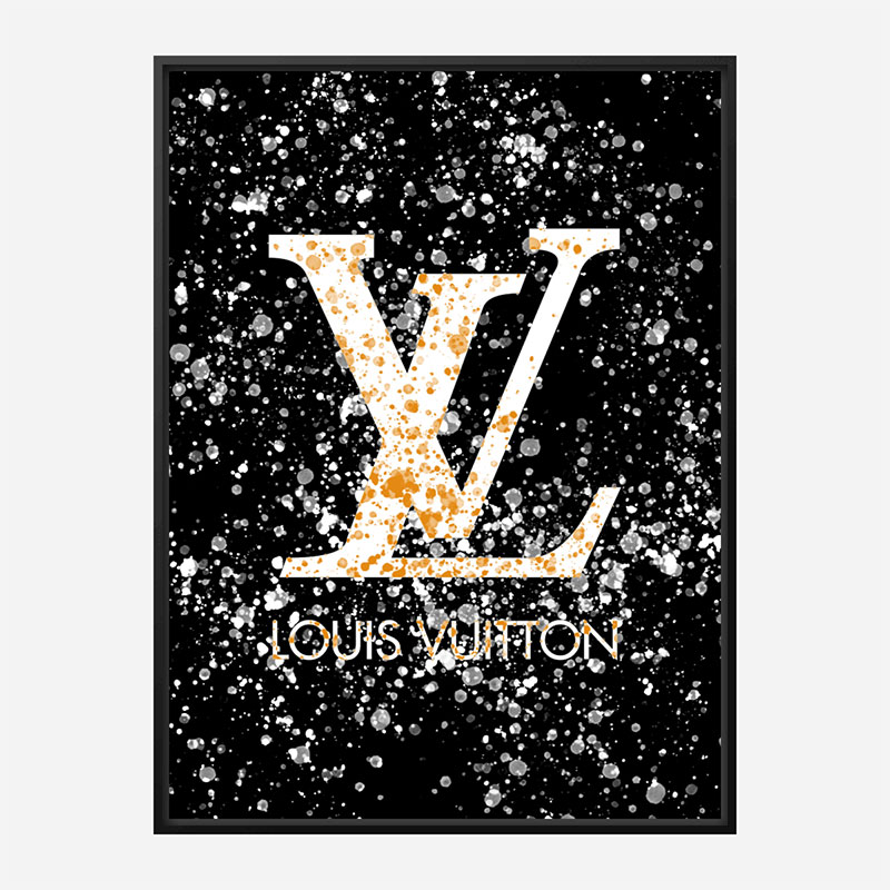 LV Gold Splash