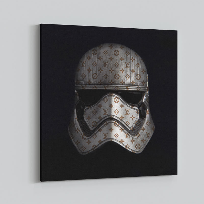 LV Storm Trooper Wall Art Print