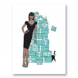 Gift's For a Girl Art Print