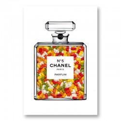 Gummy Bears in Chanel