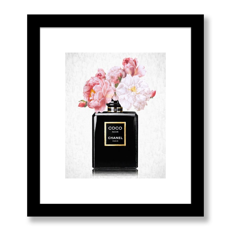 Chanel Coco Noir Flowers