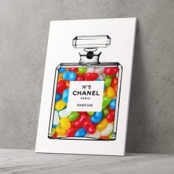 Jelly Beans in Chanel