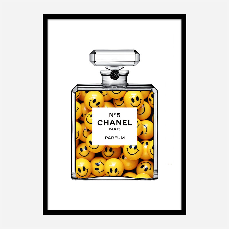 Happy in Chanel