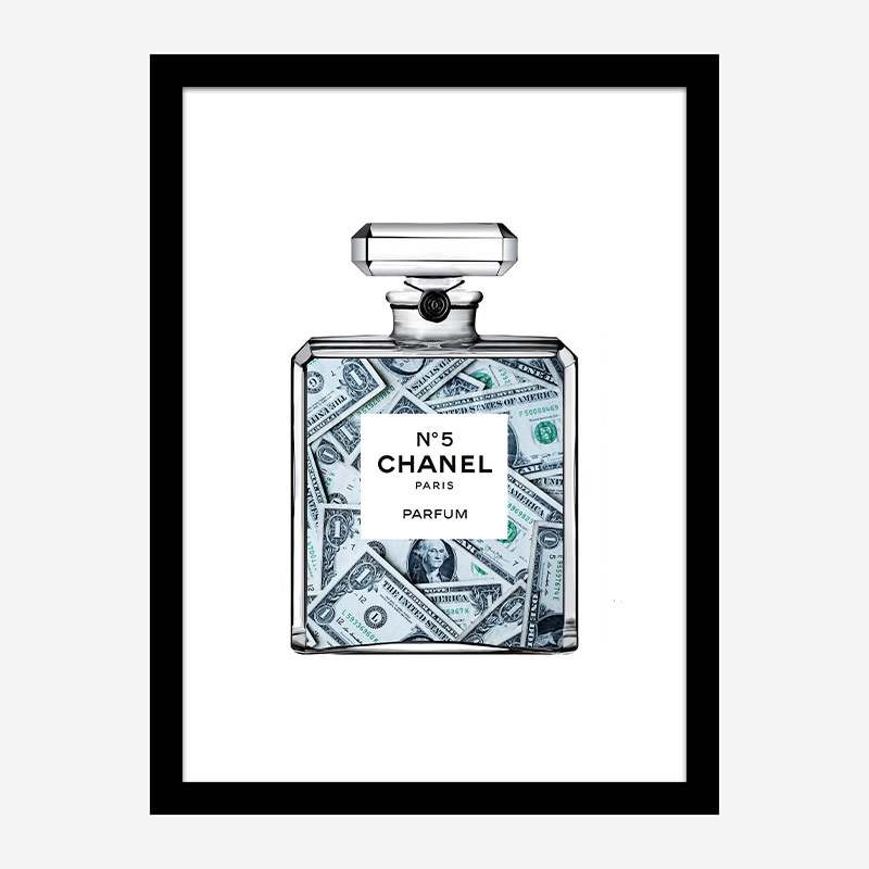 Dollars in Chanel
