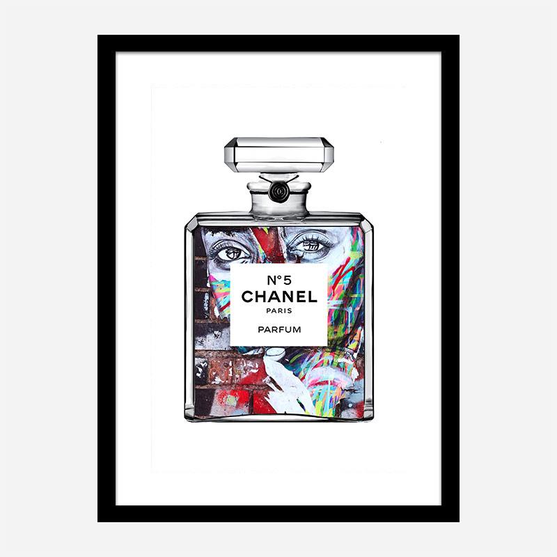 Girl in Chanel