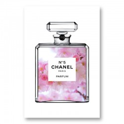 Cherry Blossom in Chanel