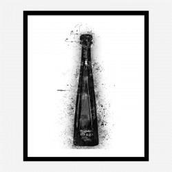 Don Julio 1942 Tequila Abstract Art Print
