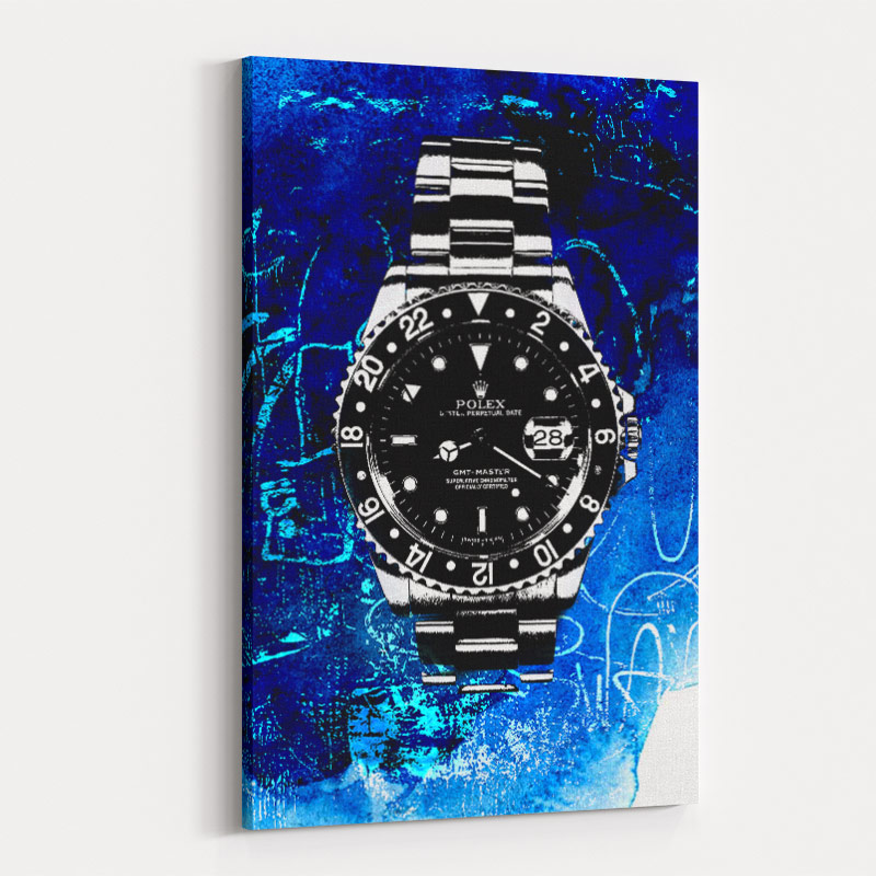 GMT 2 Master Abstract Art Print