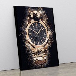 AP Royal Oak Gold Explosion Art Print